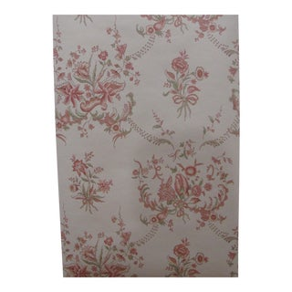 Schumacher Williamsburg Collection Wallpaper Palampore Double Roll 1 Double Roll