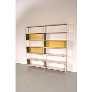 Bookcase/ Cabinet by Friso Kramer for Bijenkorf/ Asmeta, 1953