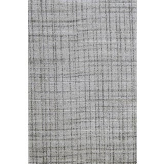 Contemporary Gray Neutral Rug - 8′ × 10′7″