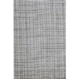 Contemporary Gray Neutral Rug - 8′ × 10′7″