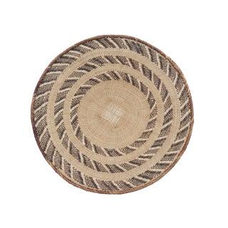 Bindura' Woven Tonga Basket