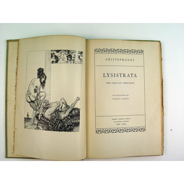 Lysistrata: The Grecian Temptress, 1930 - Image 3 of 5