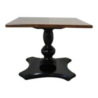Hitchcock End Table