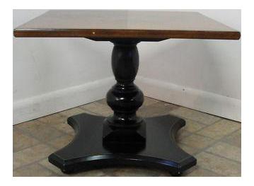 Superb Hitchcock End Table
