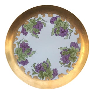 Eamag Bavaria China Hand Painted Platter