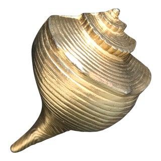Ted Arnold Ltd Brass Seashell