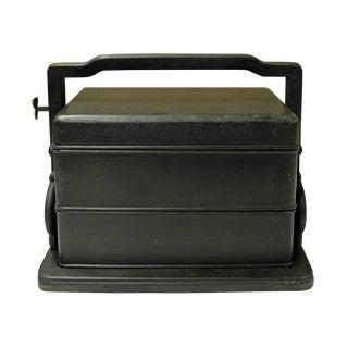 Chinese Huali Rosewood Wedding Box