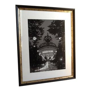 Arc De Triomphe, Paris Photographic Print