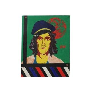 1970's Portrait of Man in Hat