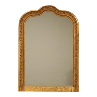 Antique French Gilded Mirror, 1800s