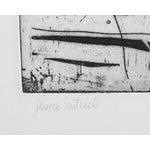Image of Jessica Mitchell, Strange Journey, Etching