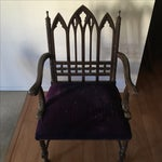 Image of Gothic Arm Chair
