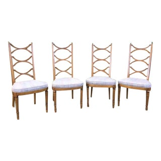 Tomlinson Pavane Mid-Century Dining Chairs - Set of 6