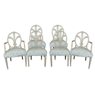 Maison Jansen Dining Chairs - Set of 6