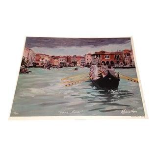 Venice Races Giclee Print