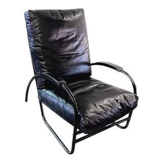 Vintage Royal Chrome Armchair