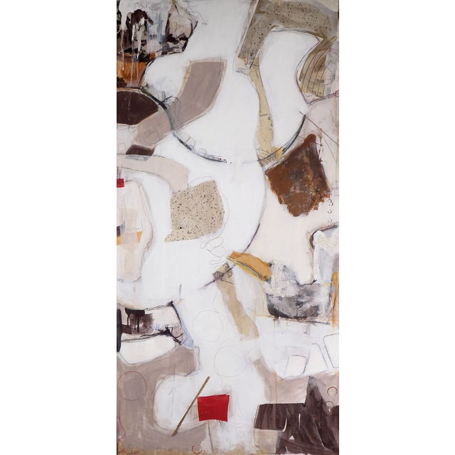 Image of Lincoln Center Abstract Painting