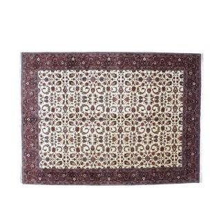"Leon Banilivi Persian Bijar Carpet- 8'4"" X 11'4"""