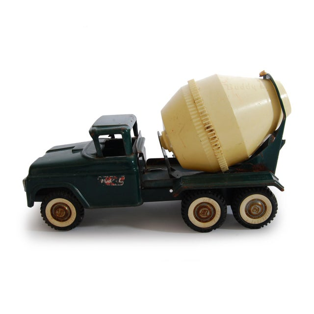 Image of Americana Buddy L Cement Truck Vintage Toy