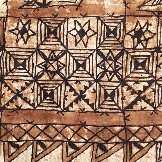 Tapa Cloth Wall Hanging - Image 7 of 10