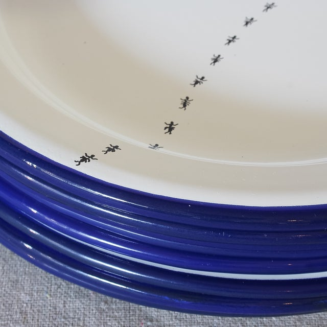Image of Picnic Ants Plates by Robert Steffy for Bagatelle