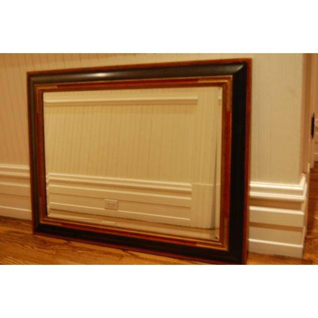 Custom french framed mirror chairish for Custom framed mirrors