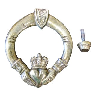 Irish Claddagh Door Knocker