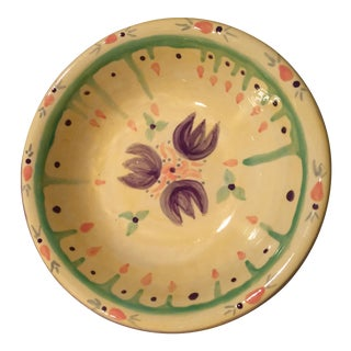 Decorative Ceramic Easter Bowl