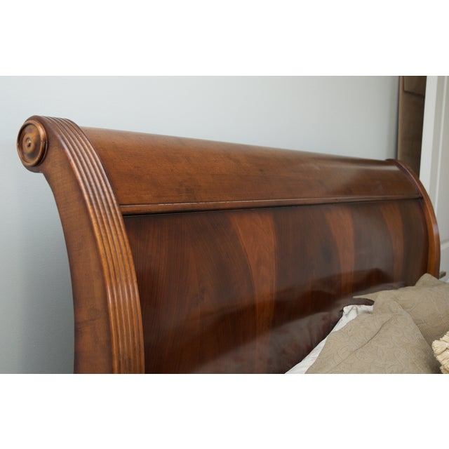Image of Baker Milling Road Queen Sleigh Bed