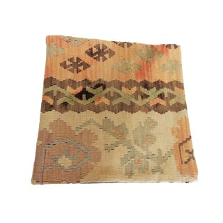 Turkish Kilim Custom Pillow