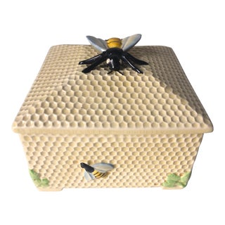English Honeycomb Bee Box-Crown Devon