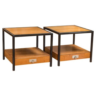 New World End Tables by Michael Taylor for Baker
