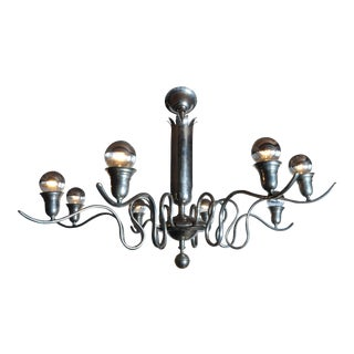 Hungarian Art Deco Chandelier