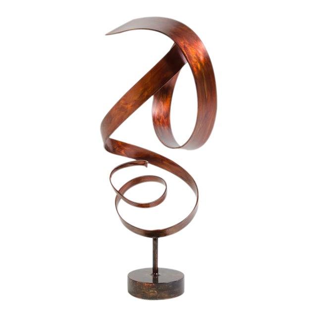 Hephaestus by Joe Sorge, Patinated Steel Sculpture - Image 1 of 9