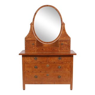 C.1900 Swedish Dressing Table