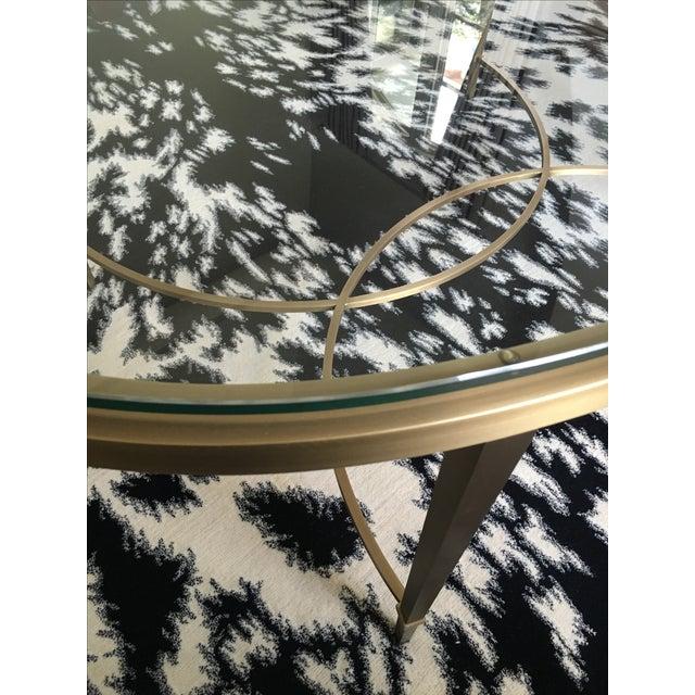 Thomas Pheasant Baker Chloe Coffee Table - Image 6 of 6