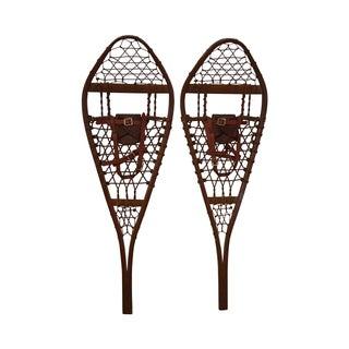 Treffle Bolduc Vintage Snowshoes - Pair