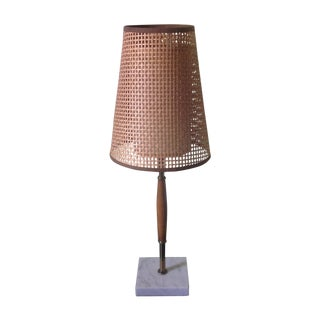 Mid-Century Danish Modern Table Lamp