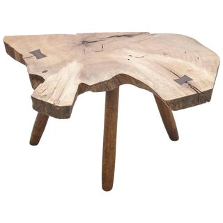 Stool in the Style of Nakashima