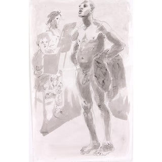Figure Study by Lois Davis