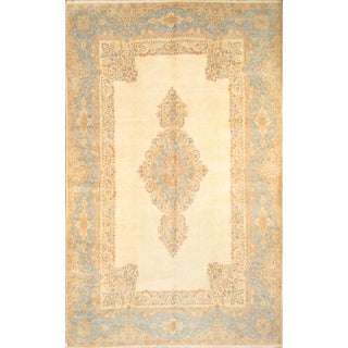 """Pasargad Hand Knotted Kerman Rug - 10'3"""" X 16'11"""""""