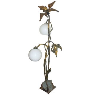 Italian Arts and Crafts Table Lamp