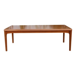 Teak Mid Century Coffee Table