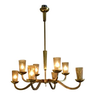 New! Barbara Barry All Aglow Chandelier