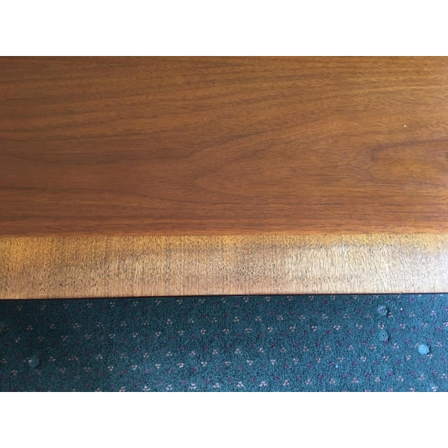 Mid Century Executive Desk by the Standard Furniture Co. - Image 8 of 10