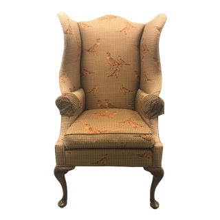 Ralph Lauren Wingback Chair