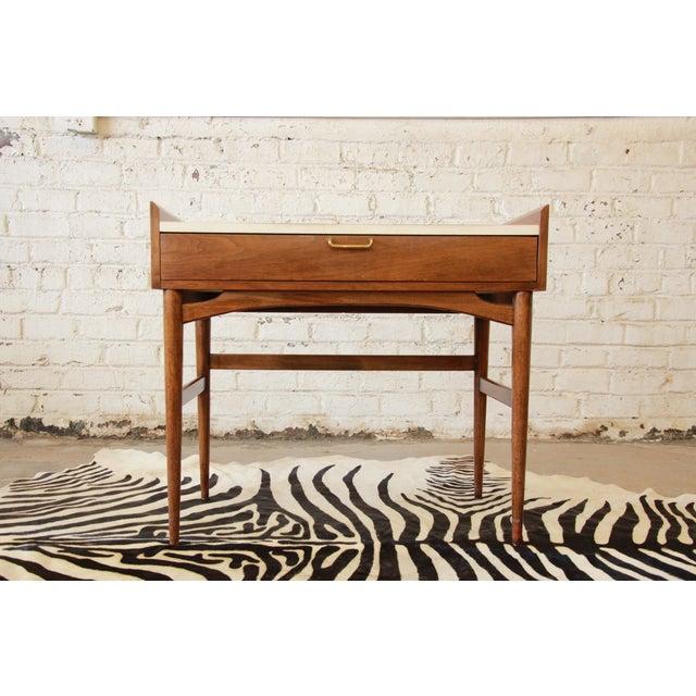 Image of Merton Gershun Mid-Century Modern Desk
