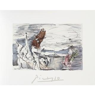 Pablo Picasso - Minotaure Aveugle Lithograph