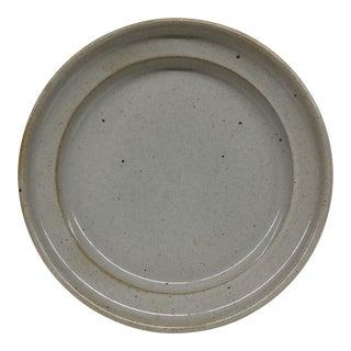 Dansk Stoneware Cheese Plate