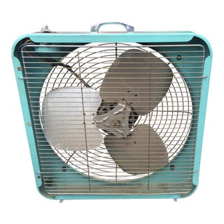 Vintage Eskimo Box Fan